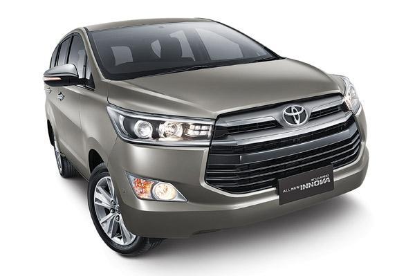 New Toyota Innova 2016 2017