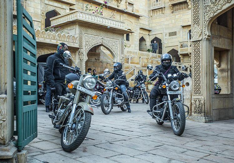 Royal Enfield Rajasthan Tour 2