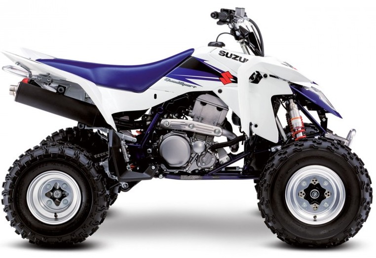 Suzuki ATV launch in India