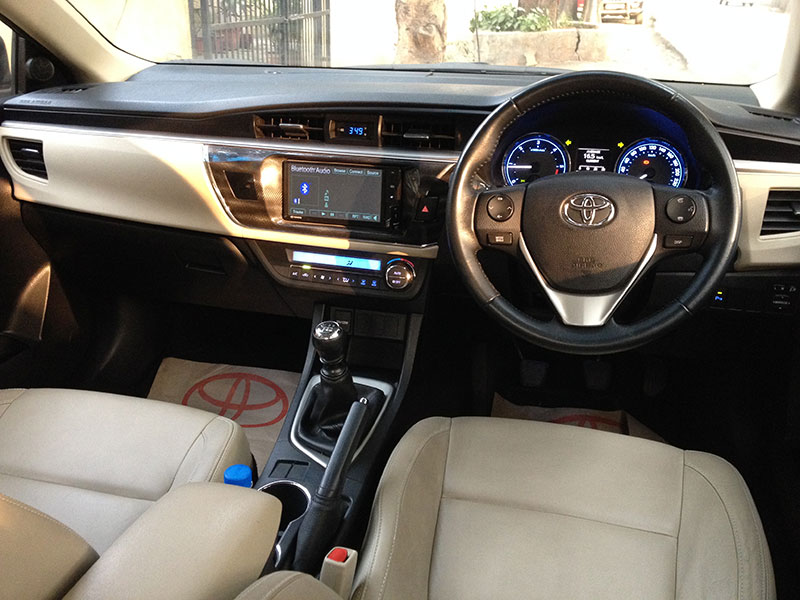 Toyota Corolla Altis Diesel Review Gaadikey