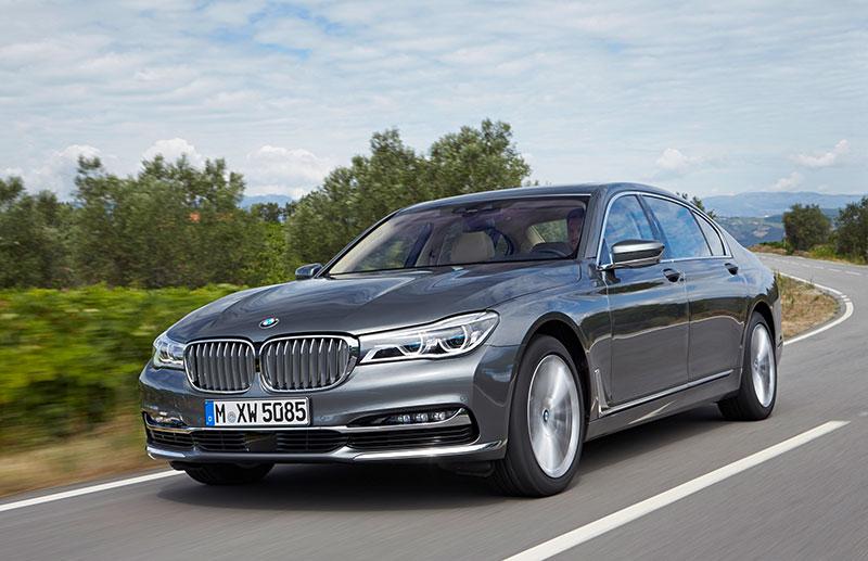 BMW India Auto Expo 2016