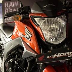 Honda Hornet 160R Review [Video]