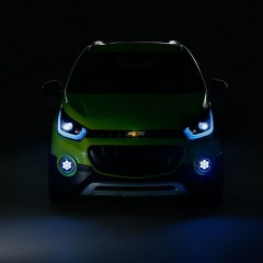 Chevrolet to showcase next-gen design DNA at 2016 Auto Expo