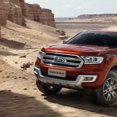 What to expect from 2016 Ford Endeavour?