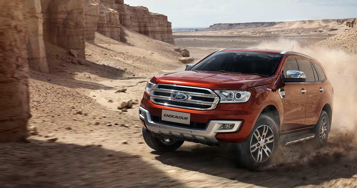 Ford Endeavour 2016 Expectations