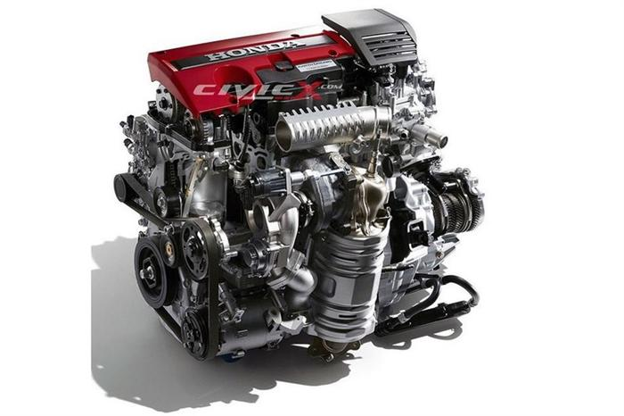 Honda 2.0 litre engine