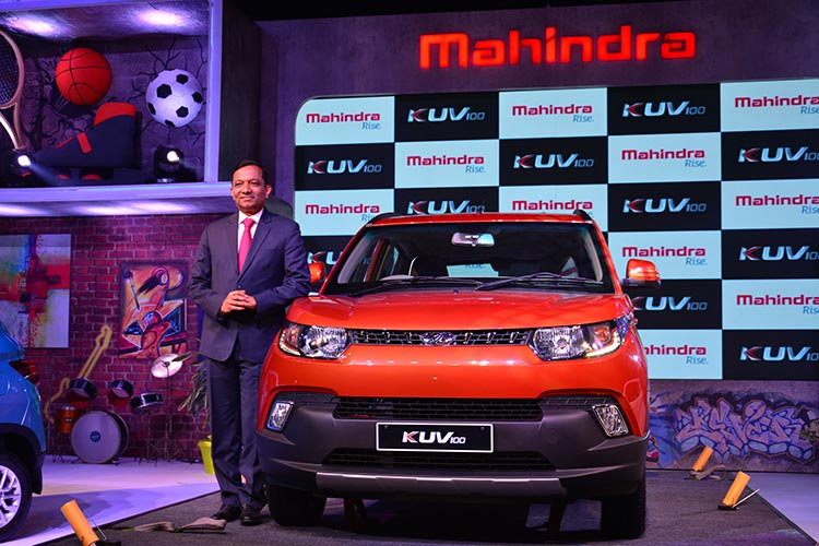 KUV100 launch event photo