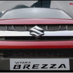 Maruti Vitara Brezza to launch only in Diesel variant?