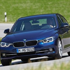 The new BMW 3 Series launched in India