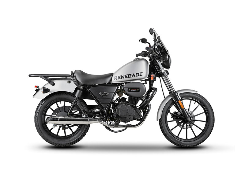 UM Motorcycles Renegade Sports