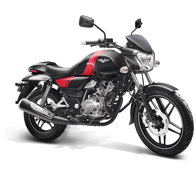 Bajaj V - Stylish Motorcycle