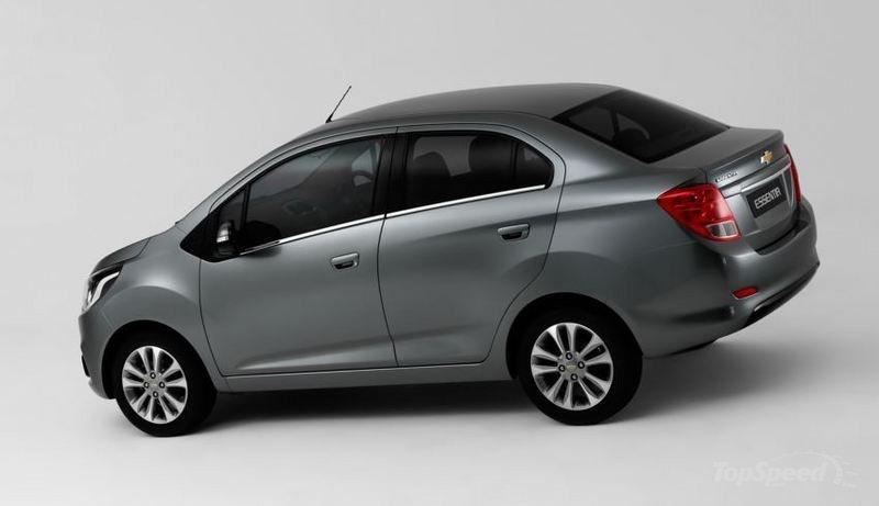 Chevrolet Essentia Concept 1