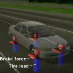 How EBD (Electronic Braking Distribution ) Works