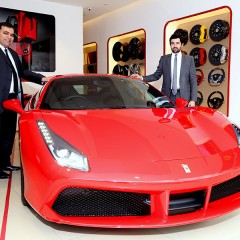 Ferrari 488 GTB launched in New Delhi; Rs 3.88 Crores only