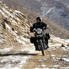 Royal Enfield Himalayan Launch Date – 16 March 2016