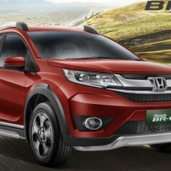 Honda BR-V launch on 1 May 2016