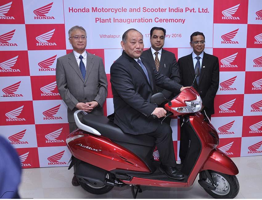 New Honda Plant 2