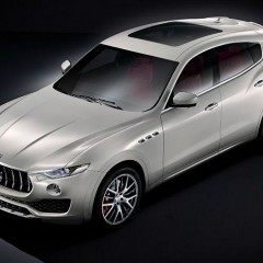 Maserati Lavente SUV unveiled; Might launch in India too
