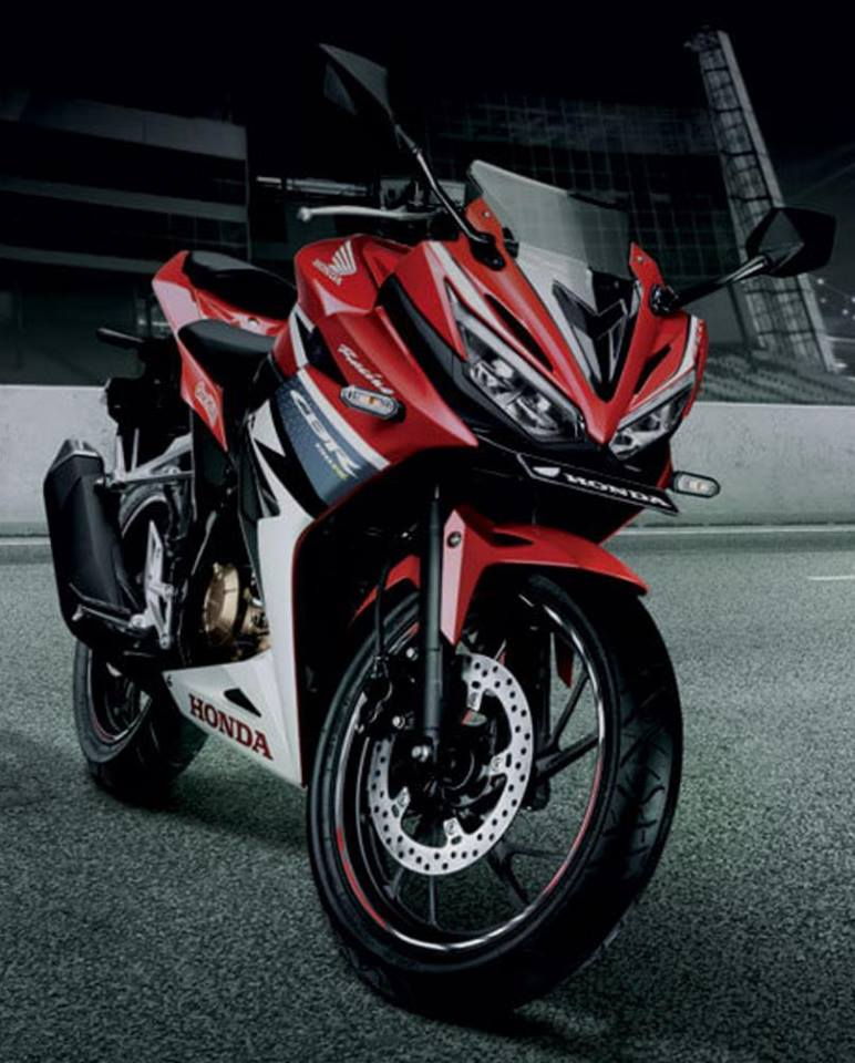 New 2016 CBR 150R in Red