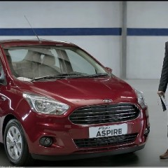 Ford Figo Aspire TV Commercial – Pink mein nahi aati