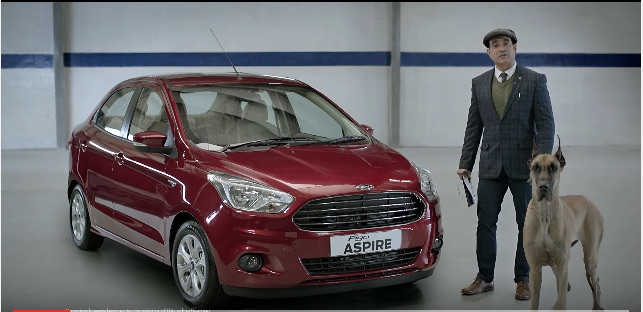 New Ford Figo Aspire TVC