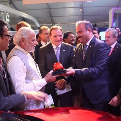 "Renault reaffirms its ""Make in India"" commitment"