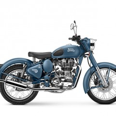 Royal Enfield Classic 500 Squadron Blue launched in India
