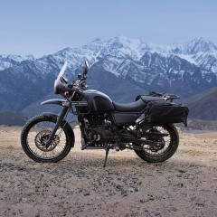 Royal Enfield Himalayan now available in Delhi