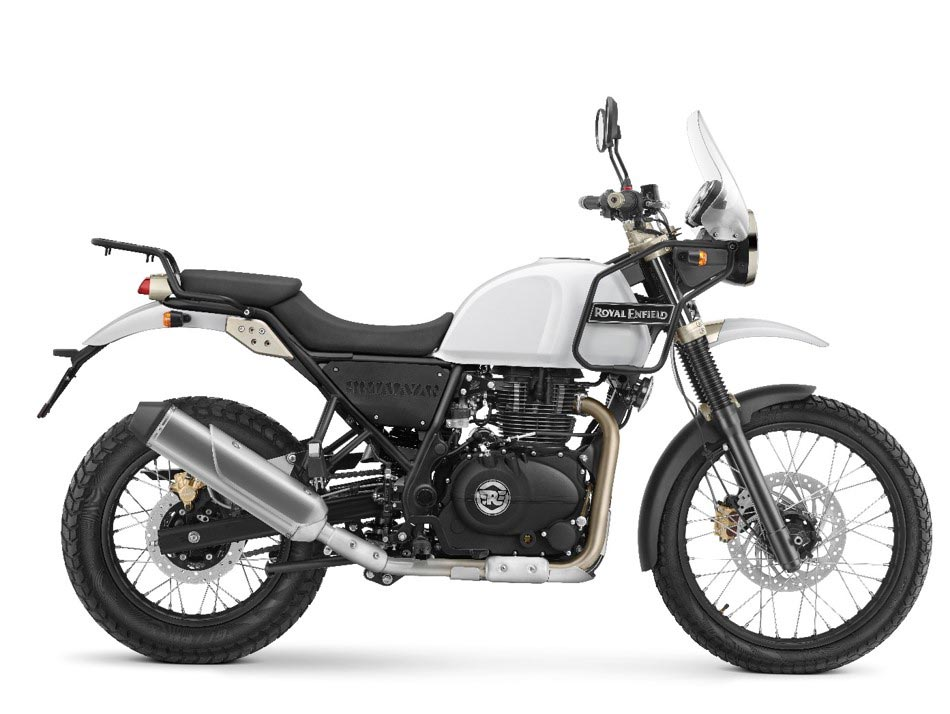 Royal Enfield Himalayan Powered By Ls 410 Engine Launched