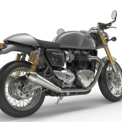 2016 Triumph Thruxton R Specifications are here