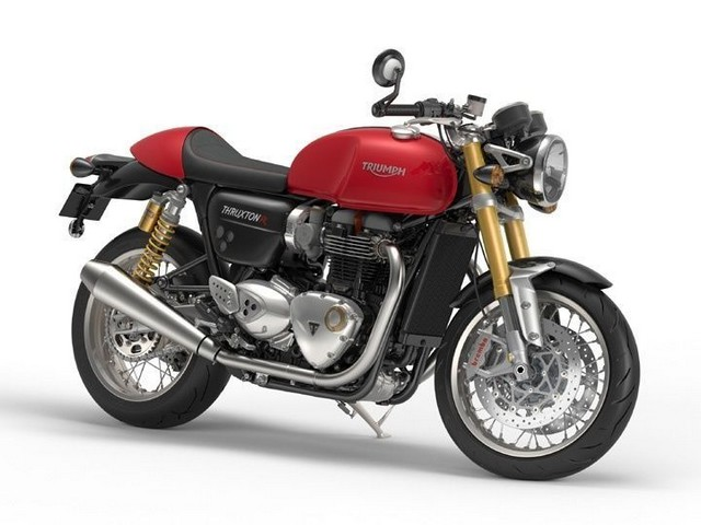 New Triumph Thruxton Spec details are here.
