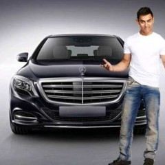 Amir Khan's Mercedes Benz S600