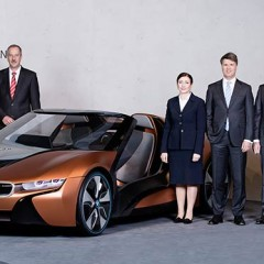 BMW Group reveals its new strategy