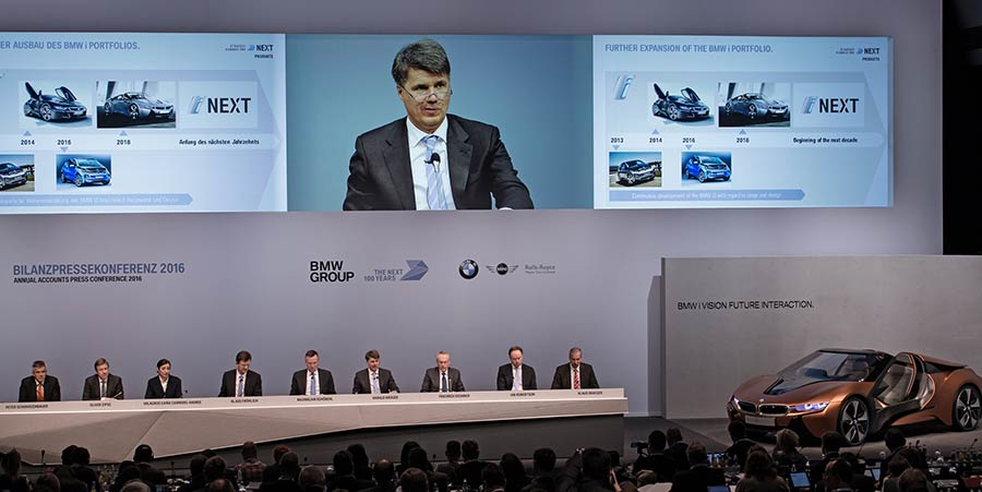 BMW Group Strategy 2