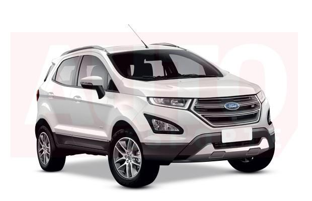 2017 Ford EcoSport launch