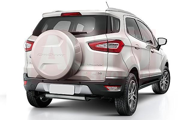 New Ford EcoSport Facelift To Be Unveiled In 2017