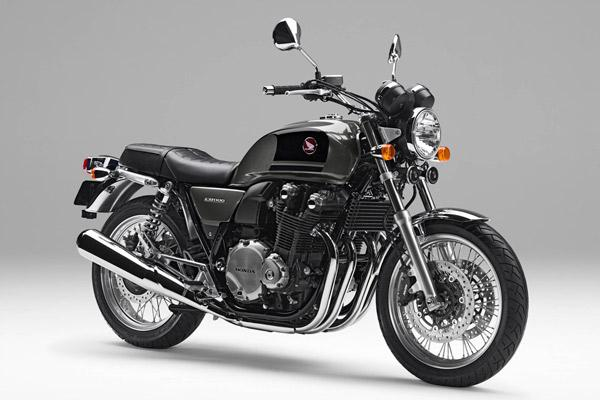Honda CB1100 to be displayed at Japanese Motorcycle Show
