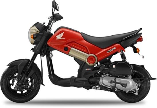 Honda Navi Motorcycle