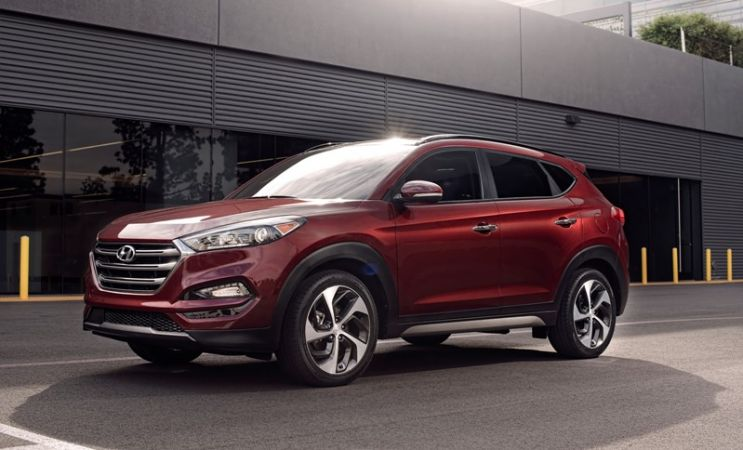 Hyundai Tucson SUV launch 2016