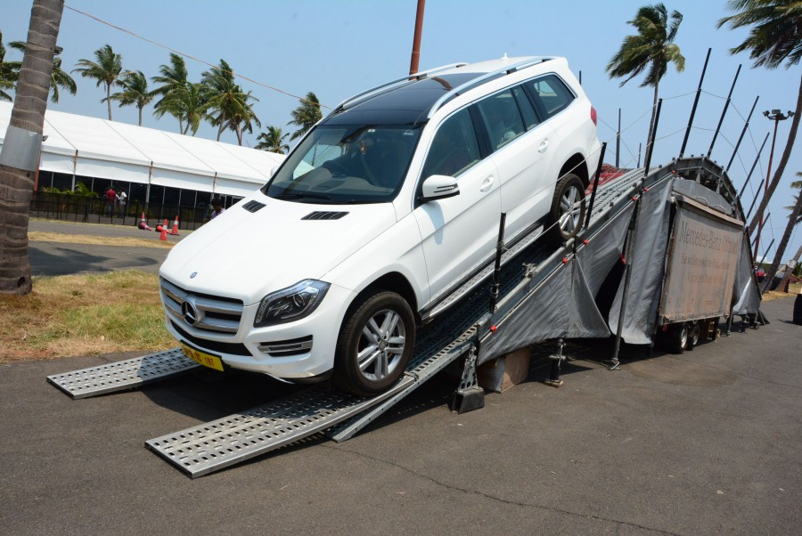 Mercedes-Benz LuxeDrive Vishakapatanam