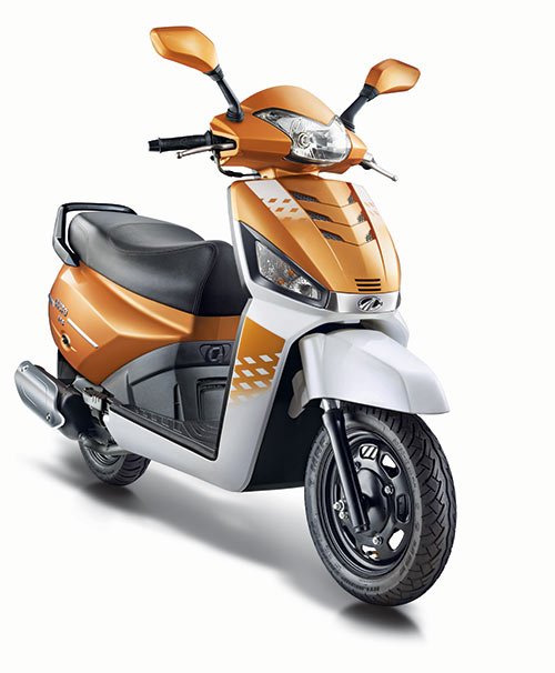 Mahindra Gusto 125 launch in India