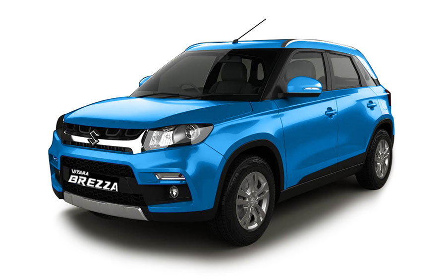 Maruti Vitara Brezza Accessories Revealed Price List
