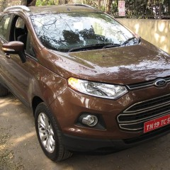 Ford Ecosport 2016: New (old) kid on the block