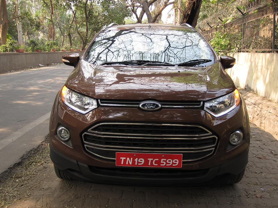 New-Ford-EcoSport-Front-View