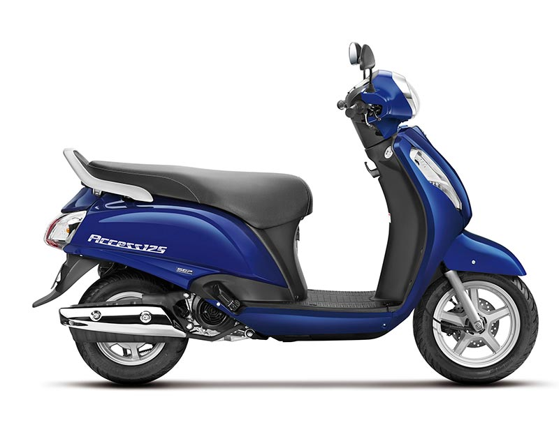 New Suzuki Access 125 in India