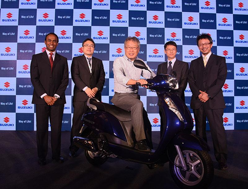 New-Suzuki-Access-125-Launch-Photo