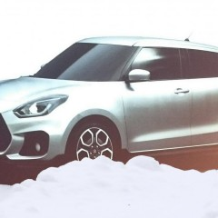 2017 Suzuki Swift leaked; Gets new exterior and interior designs;