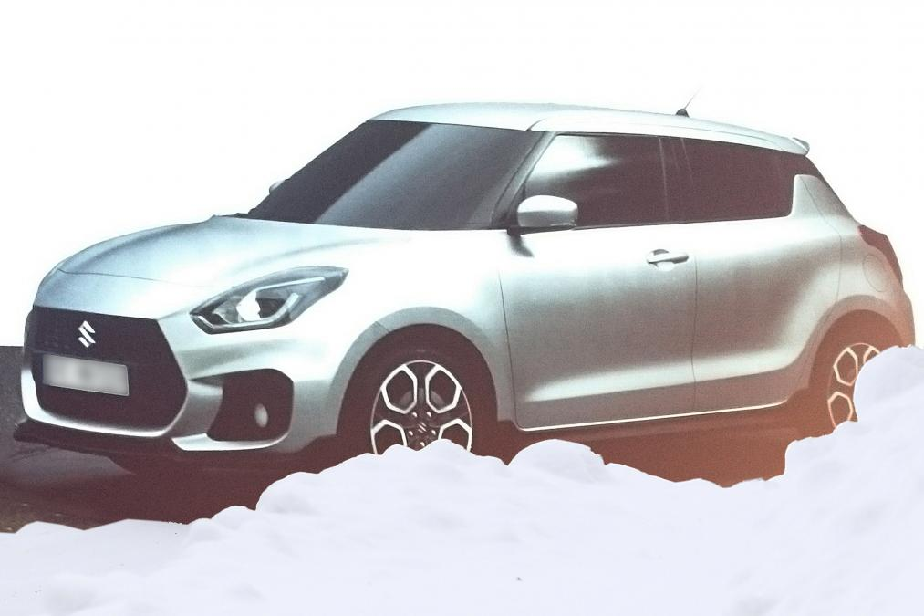 Maruti Suzuki Swift Photo