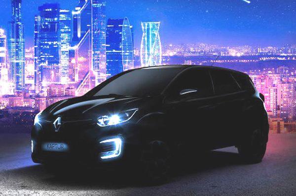Renault Kaptur Crossover