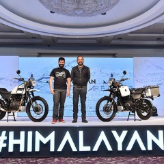 Royal Enfield Himalayan launched; Goes for Sale